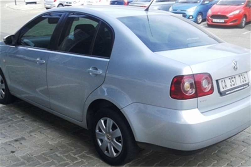 VW Polo Vivo sedan 1.4 Trendline 2016