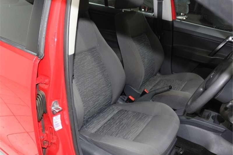 VW Polo Vivo sedan 1.6 Comfortline 2015