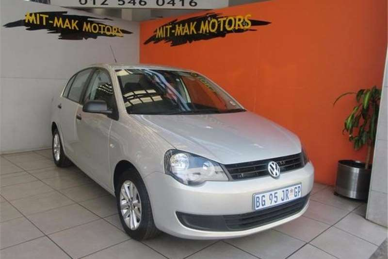 VW Polo Vivo Sedan 1.6 Trendline 2011