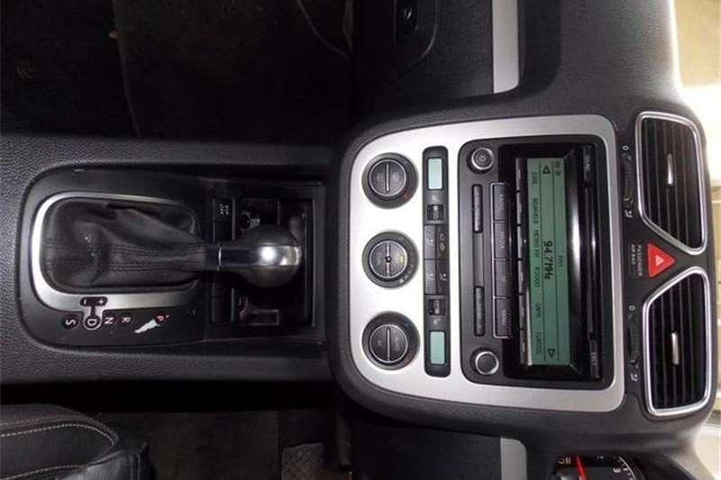 VW Scirocco 2.0TSI Sportline auto 2009
