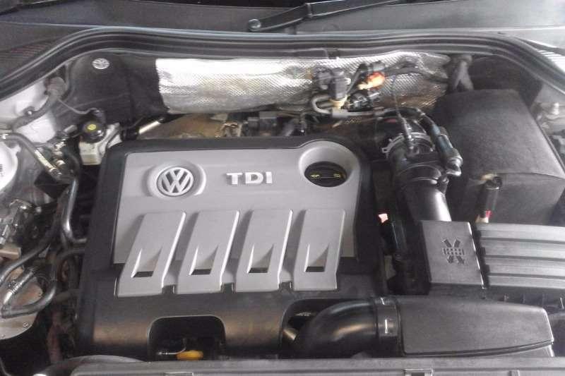 VW Tiguan 2.0TDI 4 Motion RLine DSG 2015