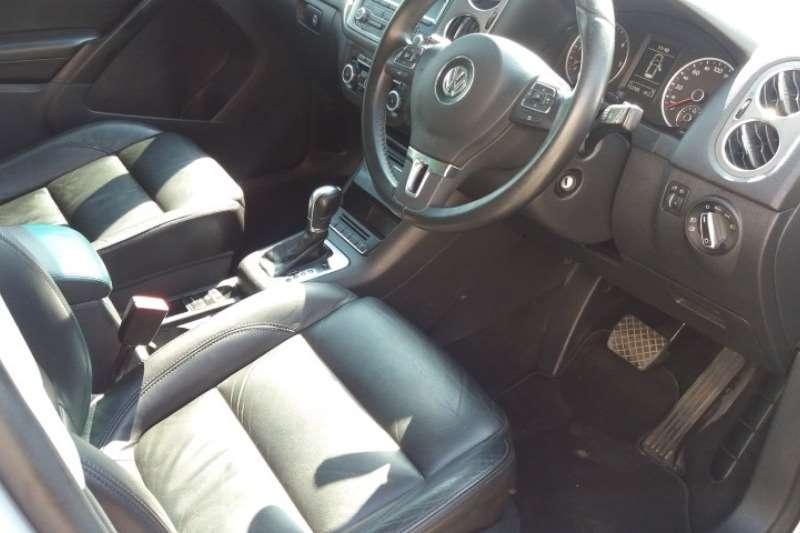 VW Tiguan 2.0TDI 4Motion DSG 2011