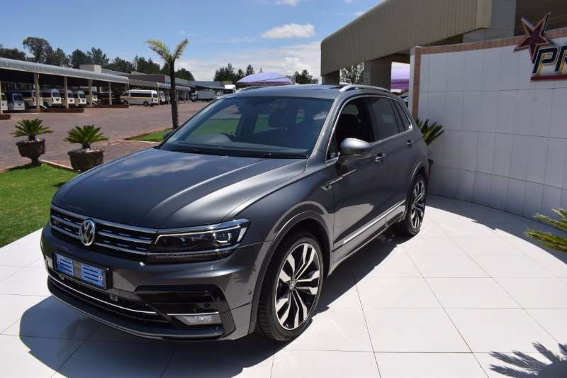 2018 vw tiguan 2 0tdi 4motion highline r line crossover suv diesel awd automatic cars. Black Bedroom Furniture Sets. Home Design Ideas