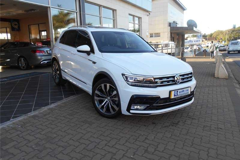 2017 vw tiguan 2 0tsi 4motion highline r line crossover suv petrol awd automatic cars. Black Bedroom Furniture Sets. Home Design Ideas