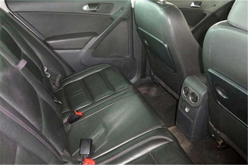 VW Tiguan 2.0TSI Sport&Style 4Motion tiptronic 2010