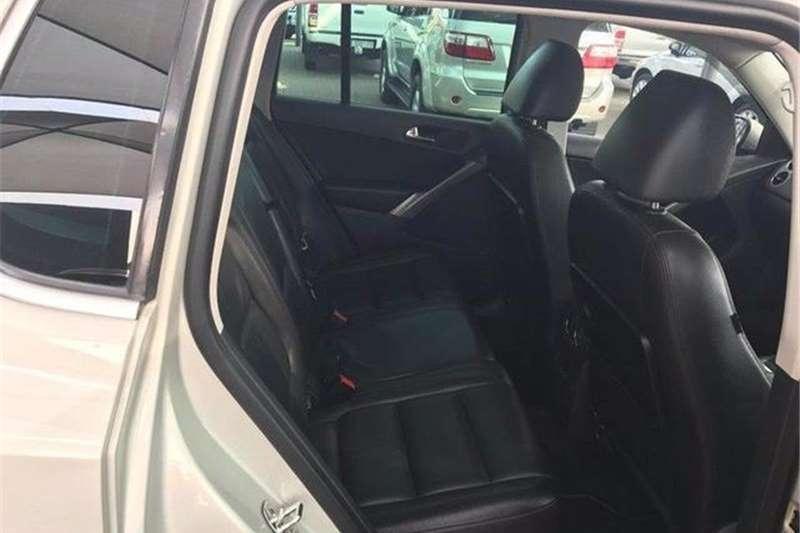 VW Tiguan 2.0TSI Track&Field 4Motion auto 2009