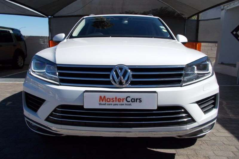 2015 vw touareg 3 0 v6 tdi crossover suv awd cars for sale in western cape r 749 900 on. Black Bedroom Furniture Sets. Home Design Ideas