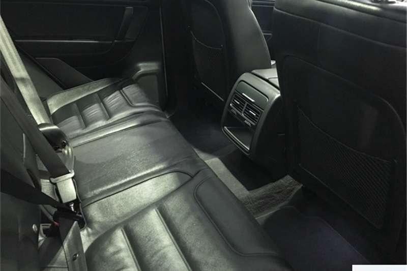 VW Touareg V6 TDI Escape 2015