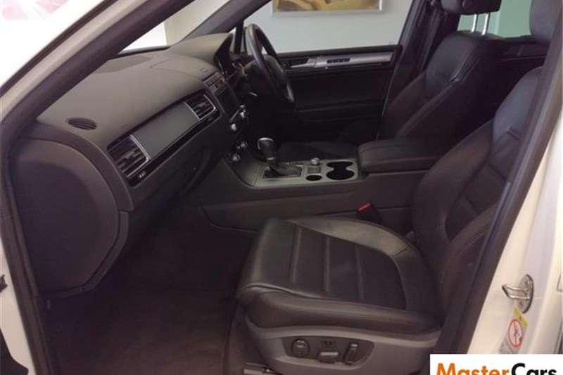 VW Touareg V6 TDI Luxury 2016