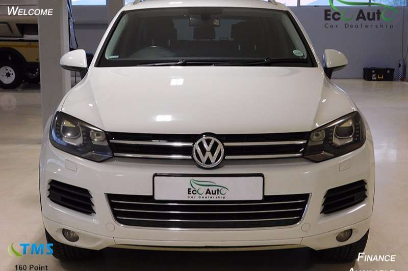 2012 vw touareg v8 tdi crossover suv diesel awd automatic cars for sale in gauteng r. Black Bedroom Furniture Sets. Home Design Ideas