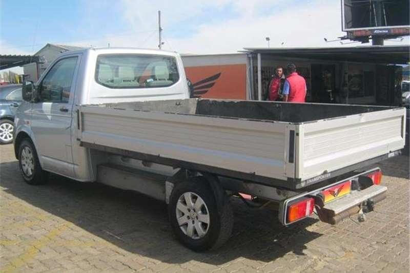 VW Transporter 1.9TDI LWB 2007