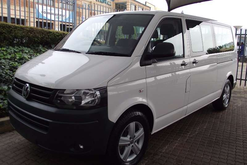 VW Transporter 2.0BiTDI crew bus LWB 4Motion 2014