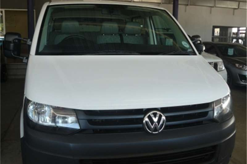 VW Transporter 2.0BiTDI double cab 4Motion 2012