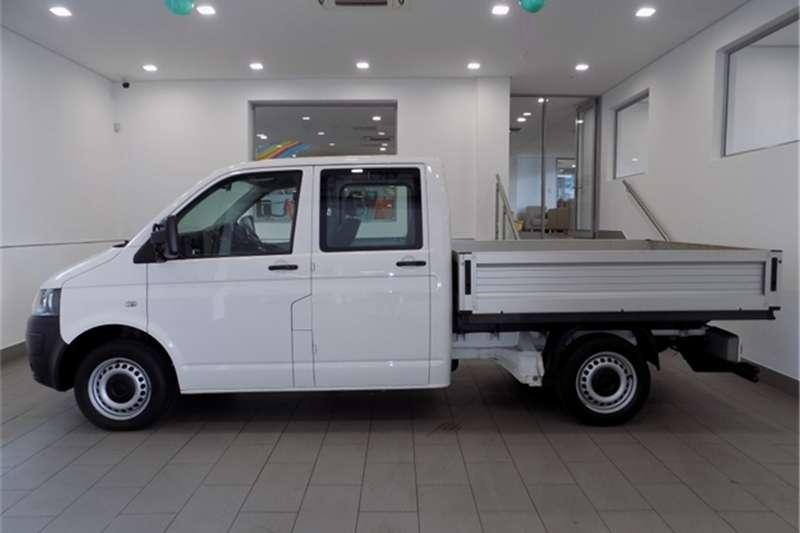 VW Transporter 2.0TDI double cab 2015