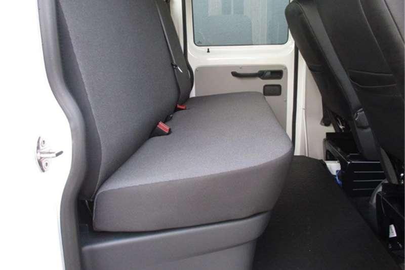 VW Transporter 2.0TDI double cab 2016