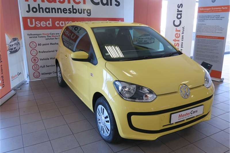 VW Up! Move  1.0 2015