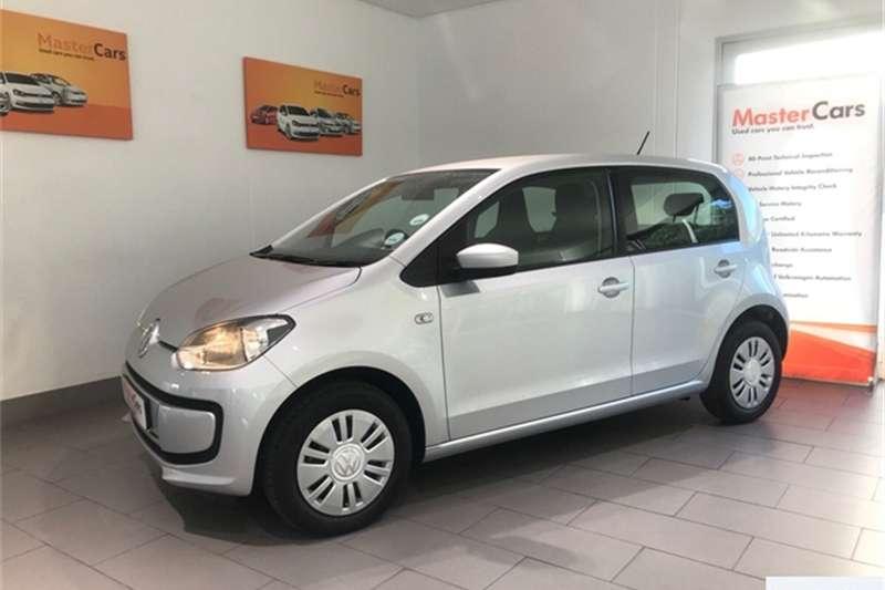 VW Up! move  5 door 1.0 2016