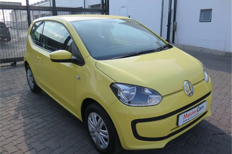 VW up! Move up! 1.0 2015