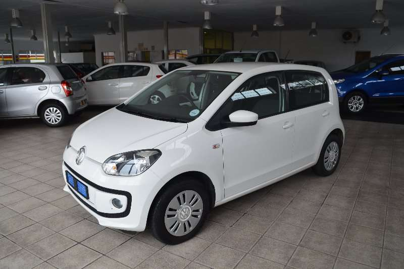 VW UP Move Up 1.0 5Dr 2016