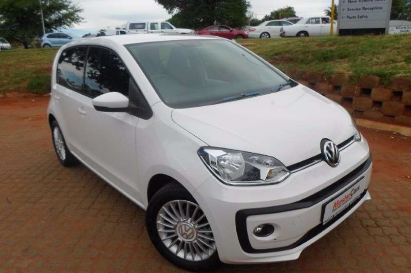2017 Vw Up Move Up 5 Door 1 0 Cars For Sale In Gauteng