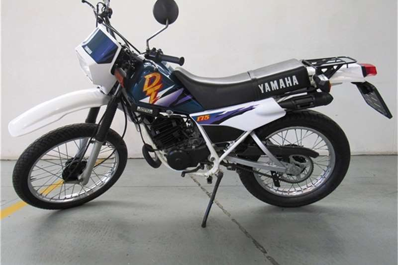 Yamaha DT 175 1996