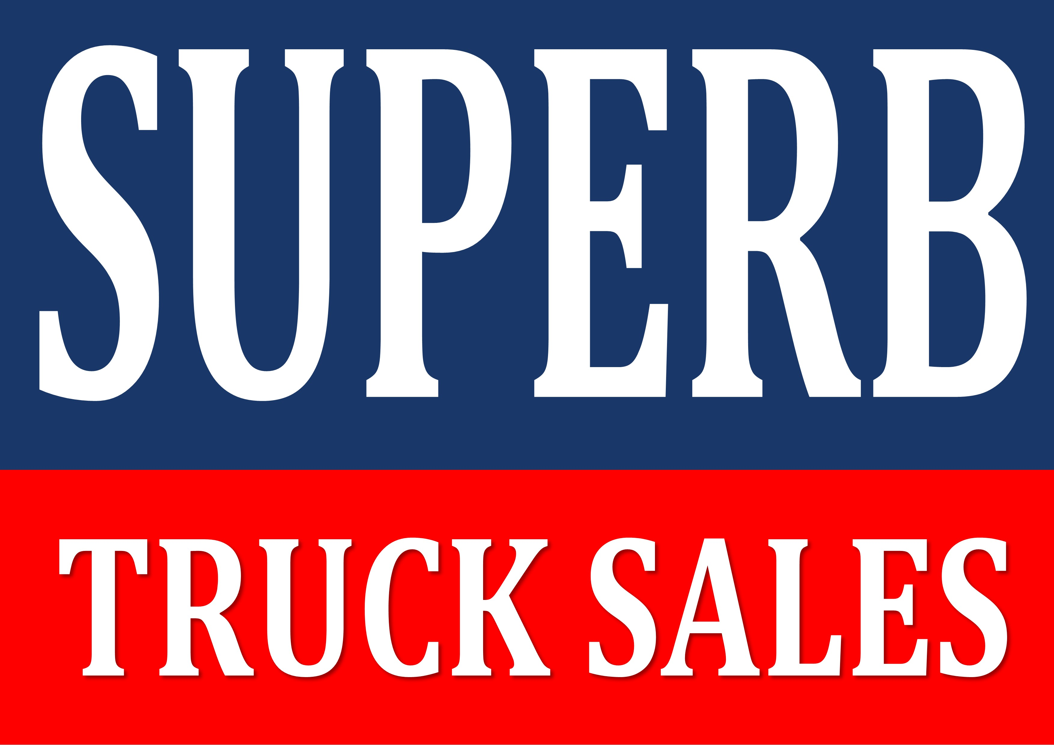 Find Superb Truck Sales's adverts listed on Junk Mail