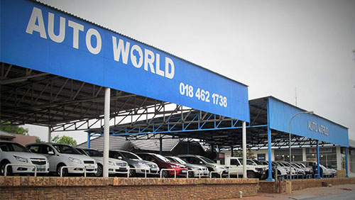 Find Auto World KlerKsdorp's adverts listed on Junk Mail