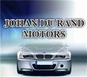 Find Johan Du Rand Motors's adverts listed on Junk Mail