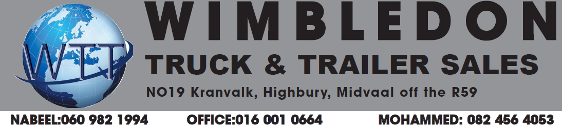 Find Wimbledon Truck and Trailer 's adverts listed on Junk Mail