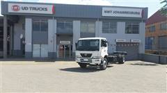 UD Trucks NWT Johannesburg