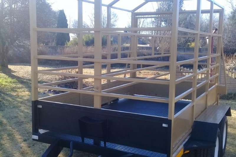 Cattle trailers New Cattle Trailer Agricultural trailers