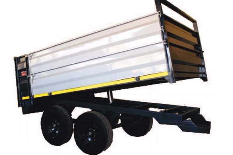 Agricultural Trailers Dicla Tipper 6 ton 0