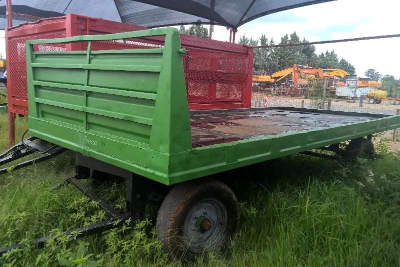 Agricultural Trailers Flatbed Trailer 0
