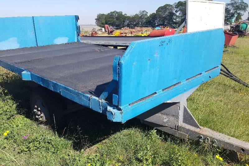 Agricultural Trailers Other 2 wheel trailer 0