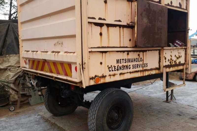 Other 3 ton Tipper Agricultural trailers