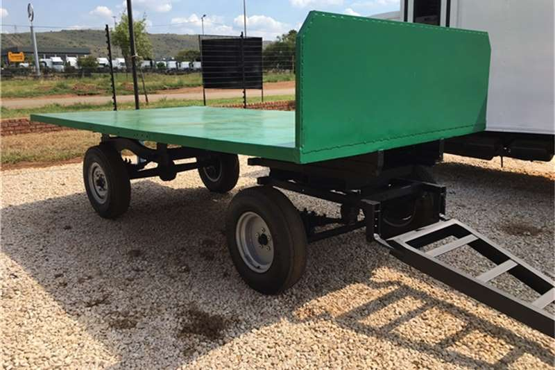 Agricultural Trailers Other 4.2m x 2.2m Farm Trailer 0