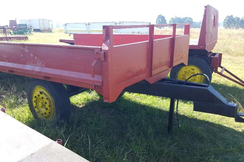 Other 5 ton tipper Agricultural trailers