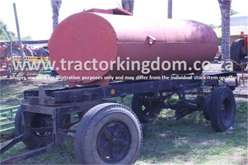 Agricultural Trailers Other 7000 Liter Water Trailer 0