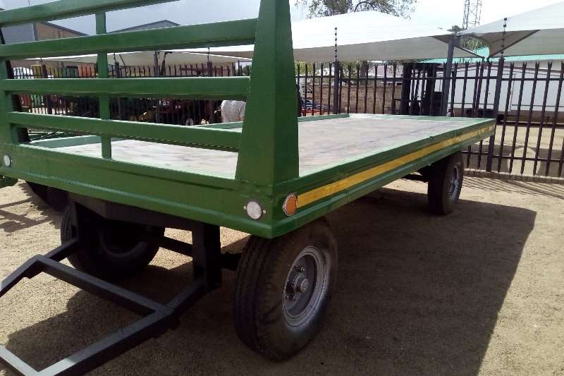 Other agricultural trailers 6 meter5 ton Trailer r Agricultural trailers