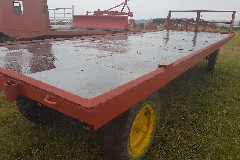 Agricultural Trailers Other Agricultural Trailers 7 m Long trailer 0