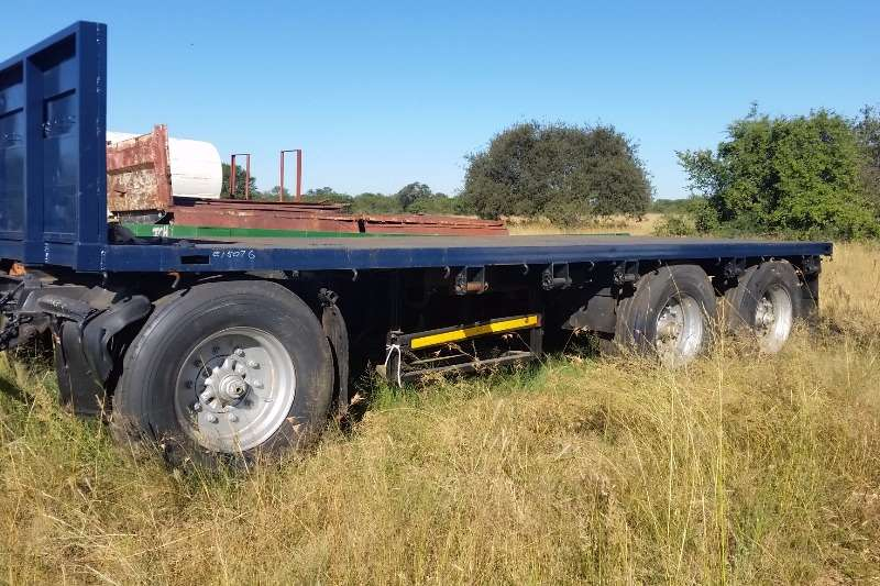 Agricultural Trailers Other Agricultural Trailers Drawbar trailer / Trekstang wa 0