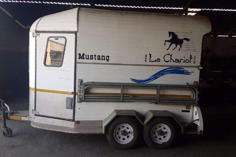 Other agricultural trailers Mustang Perde wa Agricultural trailers