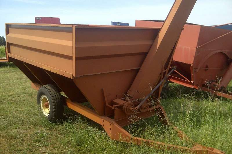 Agricultural Trailers Other Agritech 0
