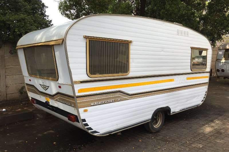 Agricultural Trailers Other Caravan's 0