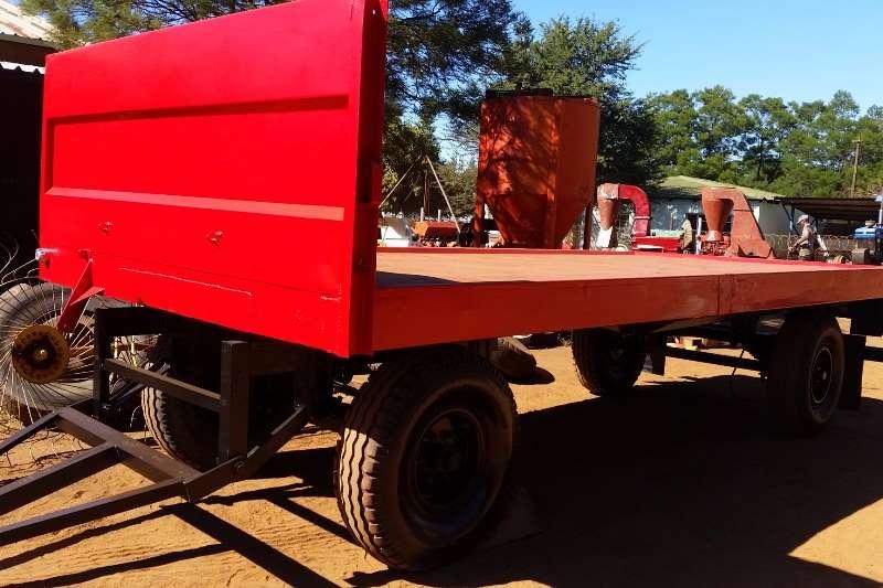 Agricultural Trailers Other Flatdeck trailer / Platbak wa 0
