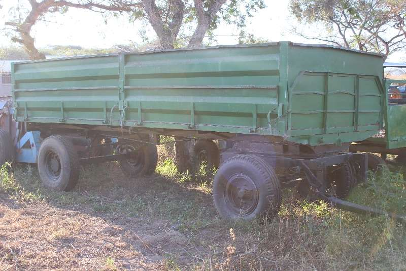 Other Sleepwaens Agricultural trailers