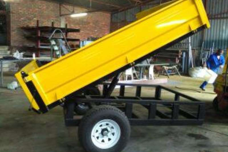 Agricultural Trailers Other Tipper trailers 2017