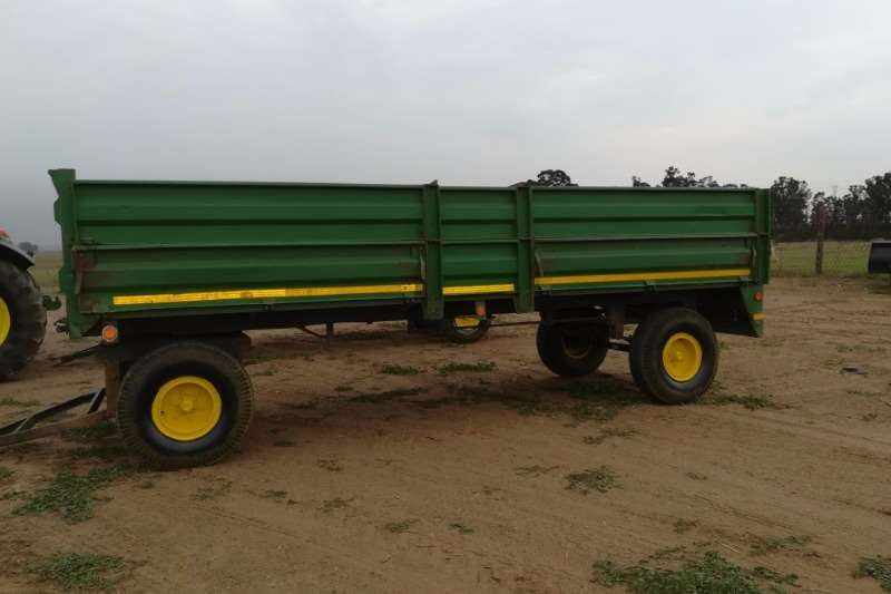 OTK Trailers Agricultural trailers