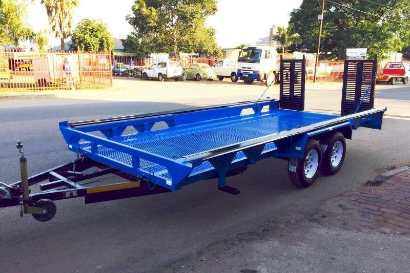 Platinum Car trailer Agricultural trailers