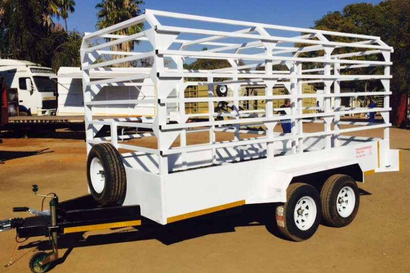 Platinum Cattle trailers Cattle trailer Agricultural trailers
